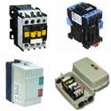 электромагнитный пускатель и контактор