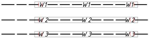 Типы лний W1, W2 и W3 для электрика-проектировщика