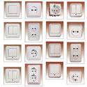 Условные обозначения выключателей и розеток