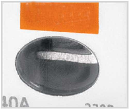 ВН-32 с видимым разрывом