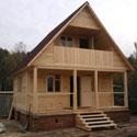 Какой дом построить на даче?