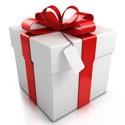 Цель достигнута - раздача подарков