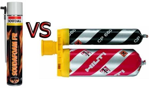 SoudaFoam FR vs CP660