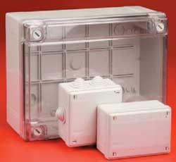 Клеммные (соединительные) коробки DKC