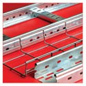Прокладка кабелей в металлических лотках и коробах