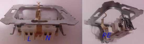 Розетка PC16-306