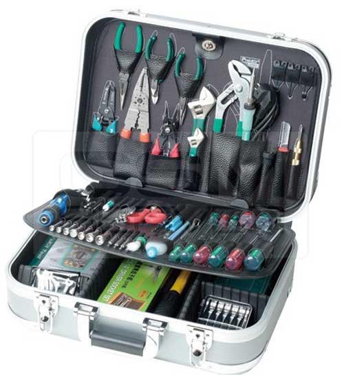 Набор инструментов для электромонтажа