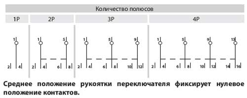 Схема подключения МП-63