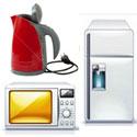 Как подключить чайник, микроволновую печь и холодильник