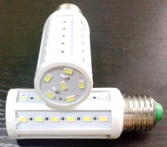 Светодиодная лампа 42LED - кукуруза