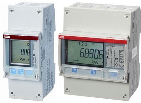 Счетчики электроэнергии В21, В23, В24