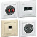 Современное электроустановочные изделия для квартиры