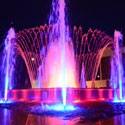 Электроосвещение фонтана