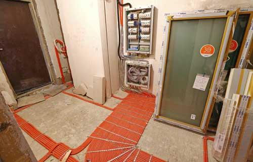Электромонтаж в квартире