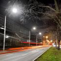 Схема управления наружным (уличным) освещением