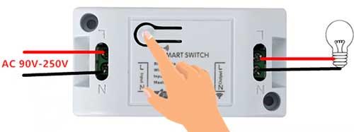 Wi Fi Smart Switch