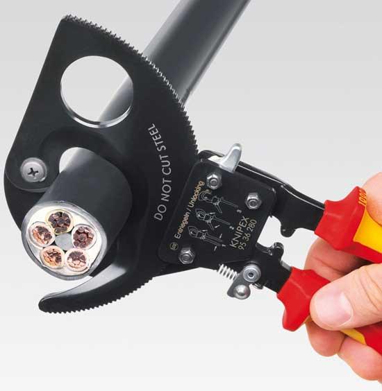 Ножницы для резки кабеля