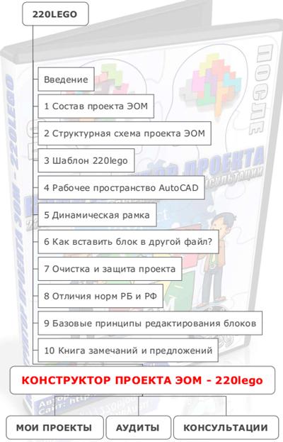 Состав - 220lego
